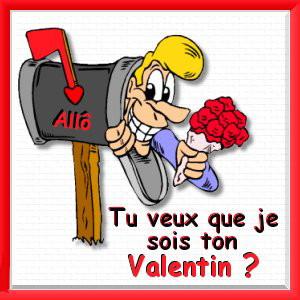 Saint-Valentin ... Génial